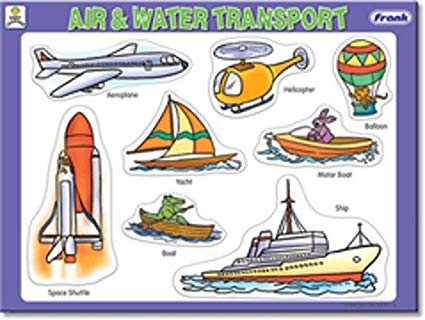 Buy Frank 13306 Air and Water Transport Online at Low Prices.