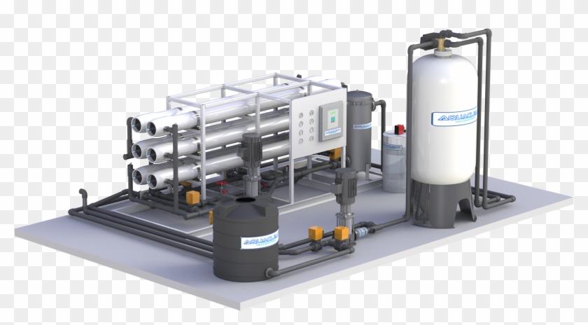 Plant Design Water Treatment.