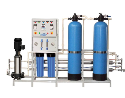 1000 Lph Ro Water Treatment Plant.