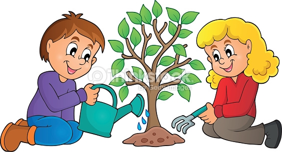 Water Tree Clipart.