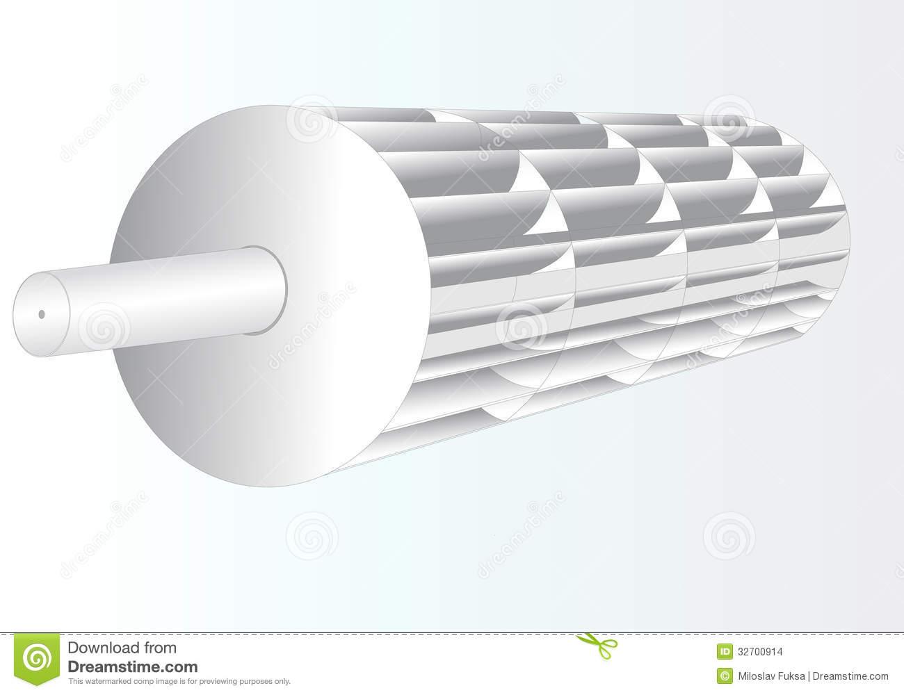 Water turbine clipart.