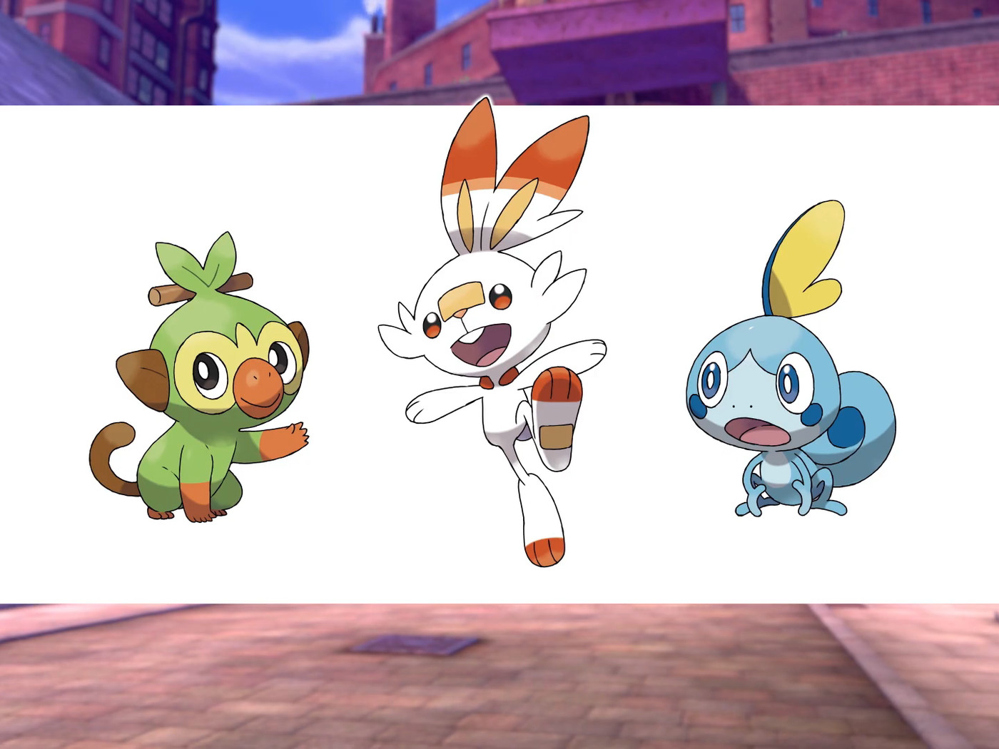 Pokémon Sword and Shield guide: Which is the best starter.