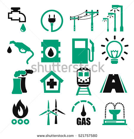 Water Utility Stock Photos, Royalty.