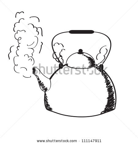 Boiling Kettle Stock Photos, Royalty.