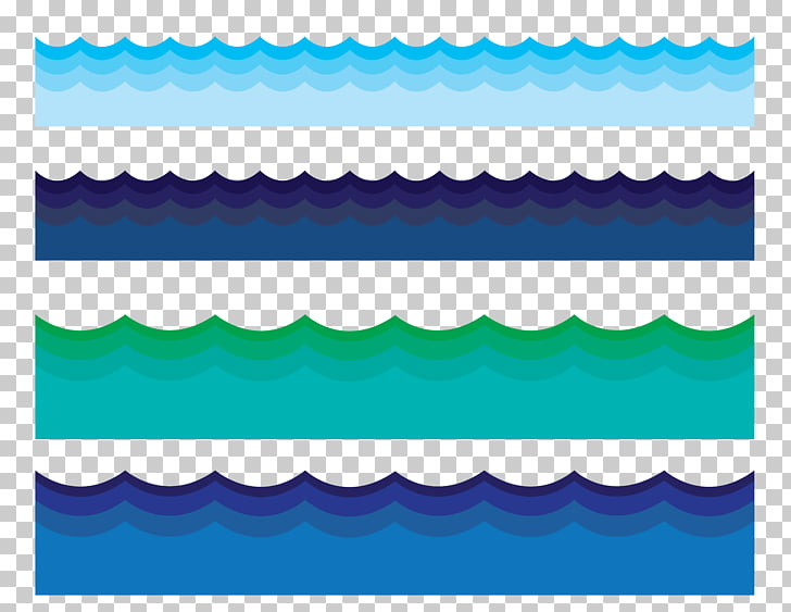 Wind wave Ocean Water, WATER WAVES PNG clipart.