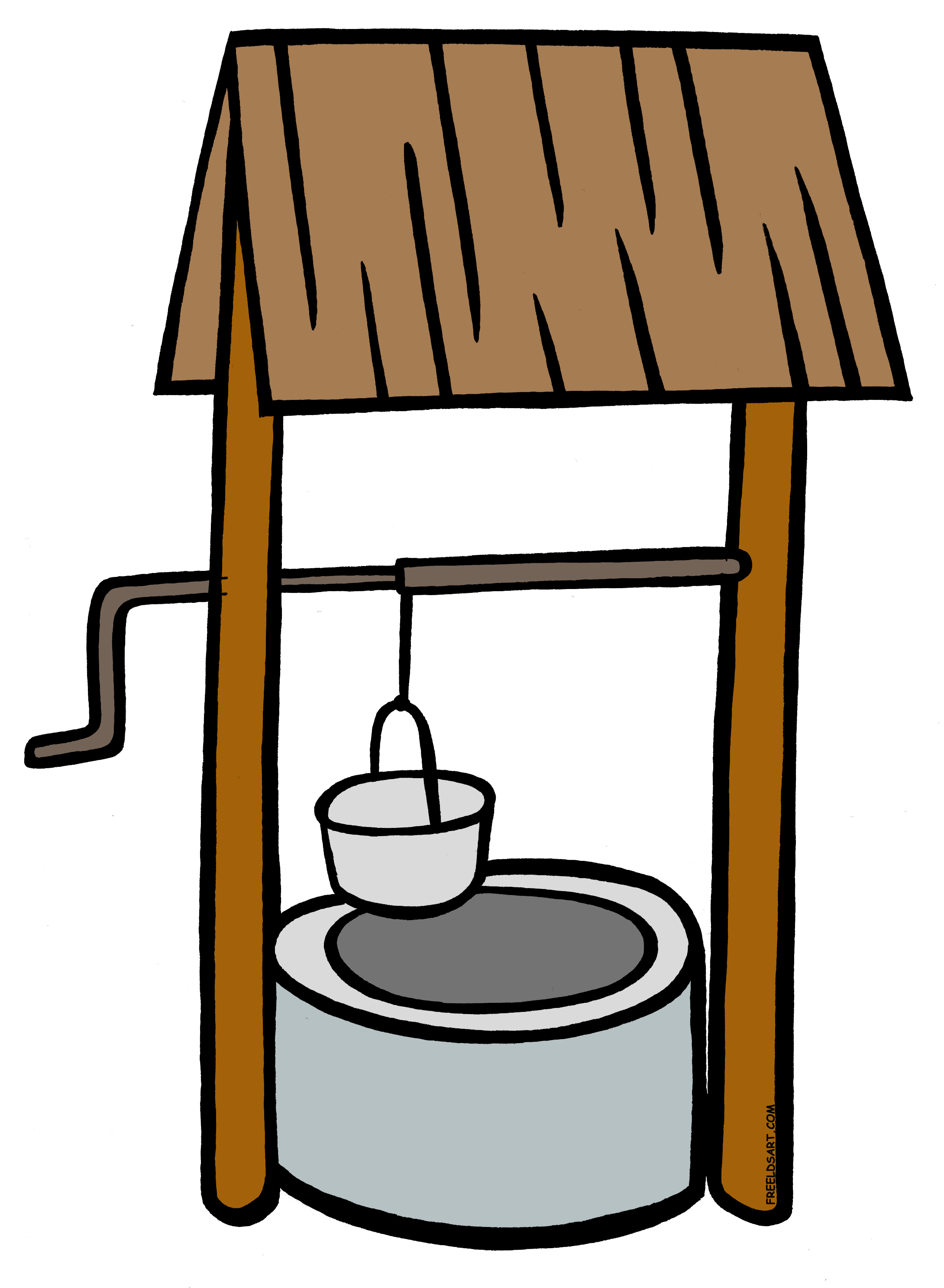 Water Well Clipart Clipground