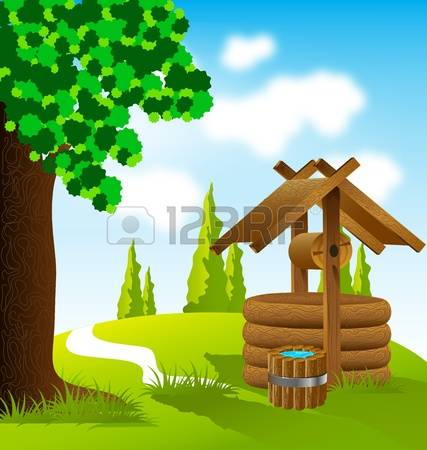 1,587 Water Well Stock Vector Illustration And Royalty Free Water.