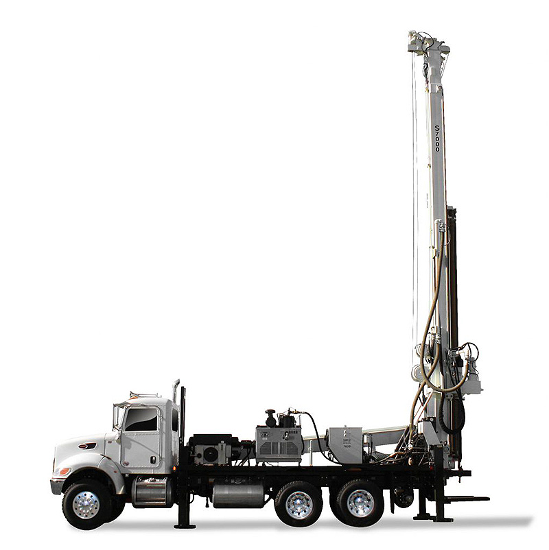 Geothermal Water Well Drilling Equipment.