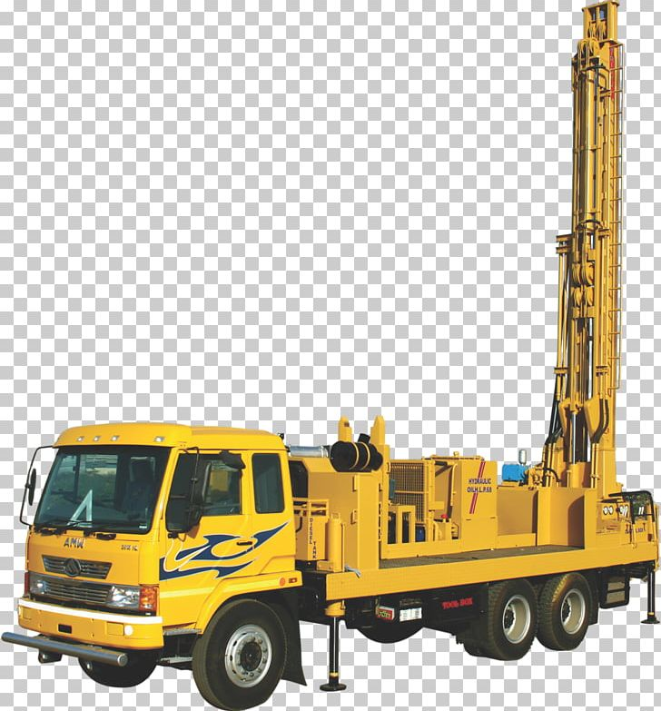 Submersible Pump Water Well Well Drilling Drilling Rig PNG.