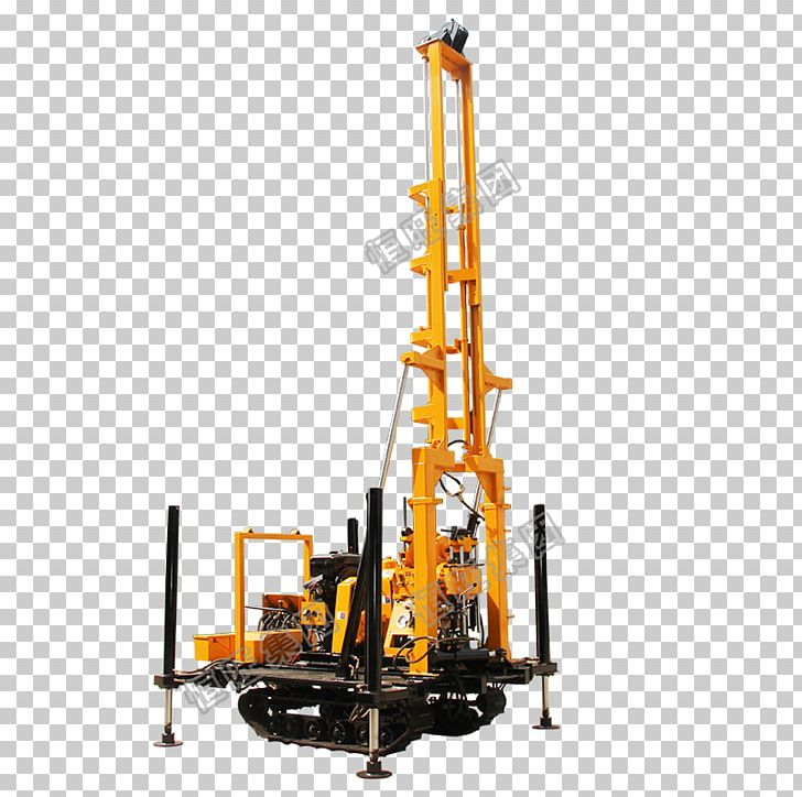 Drilling Rig Water Well Well Drilling Borehole Augers PNG.