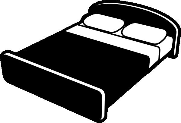 Bed 6 Clip Art at Clker.com.