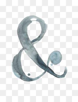 Ampersand Symbol PNG and Ampersand Symbol Transparent.