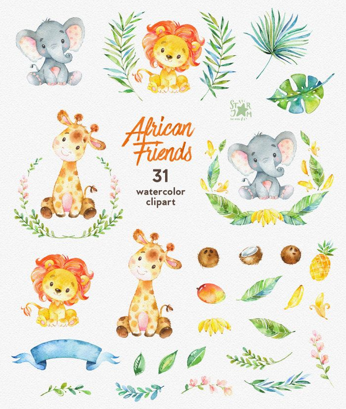 17 Best ideas about Watercolor Animals on Pinterest.