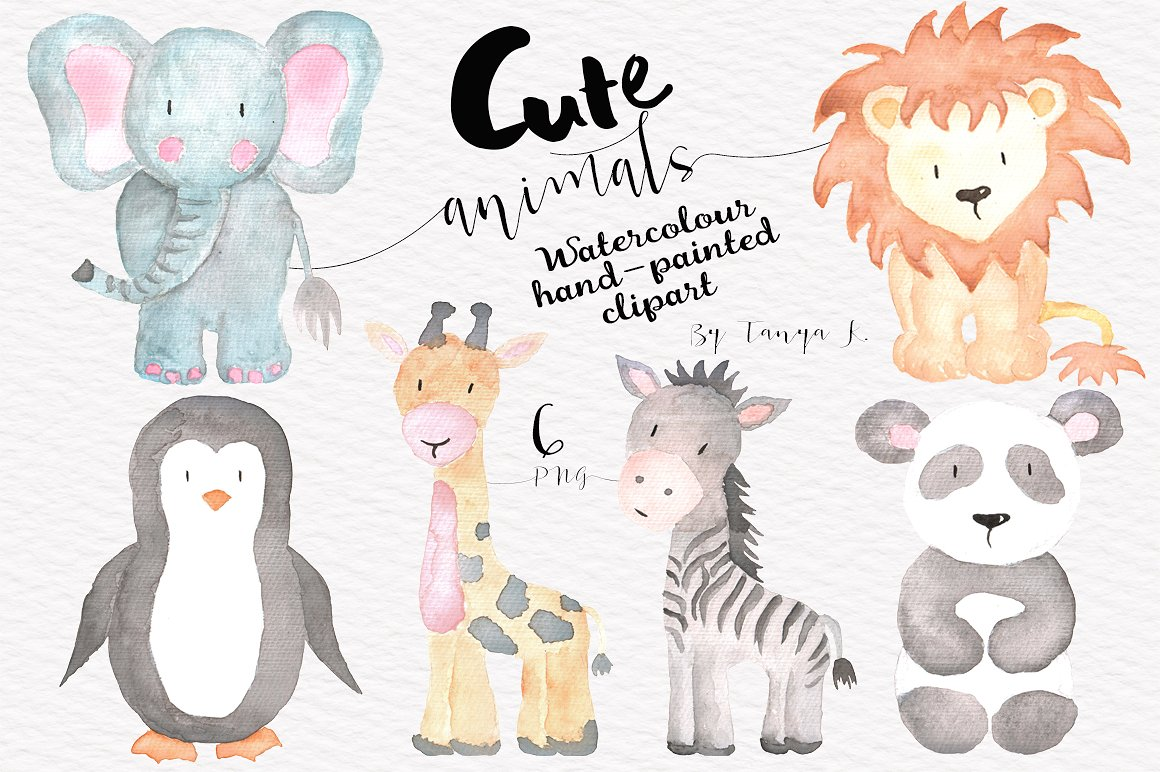 Animal clip art Photos, Graphics, Fonts, Themes, Templates.
