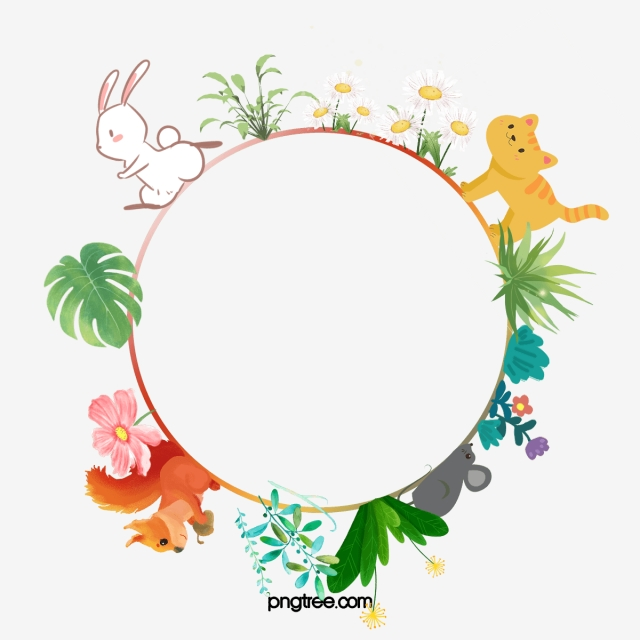 Forest Animals PNG Images.