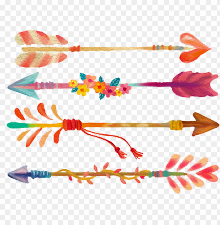 image stock painting arrow transprent png free download.