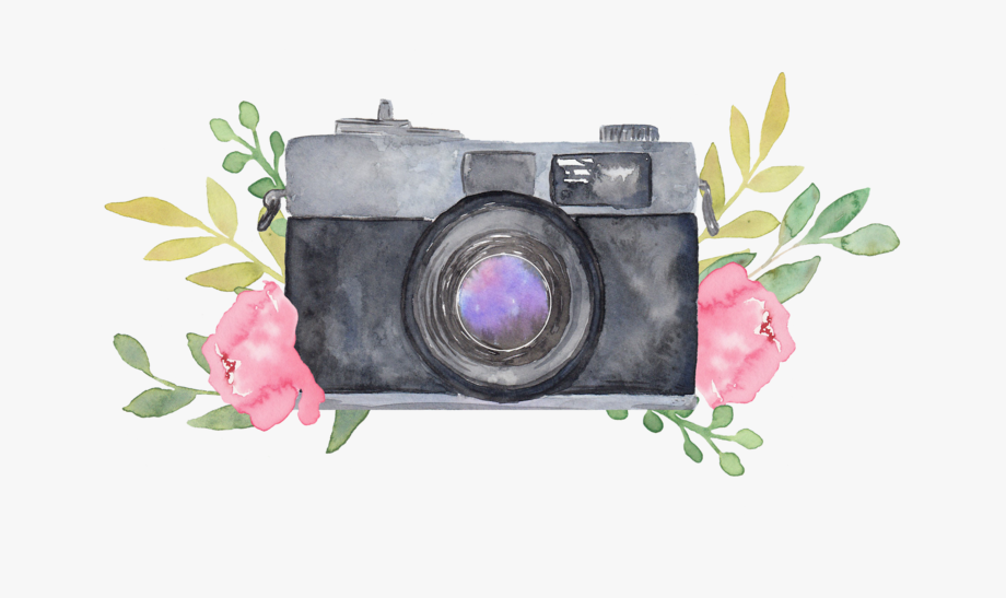 Collection Of Free Camera Drawing Watercolor.