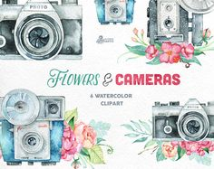15 Best Watercolor cameras images in 2017.