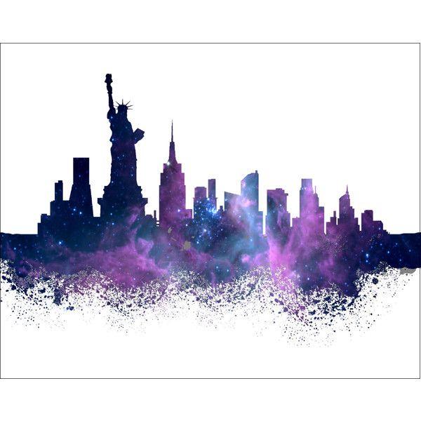 17 Best ideas about City Skyline Art on Pinterest.