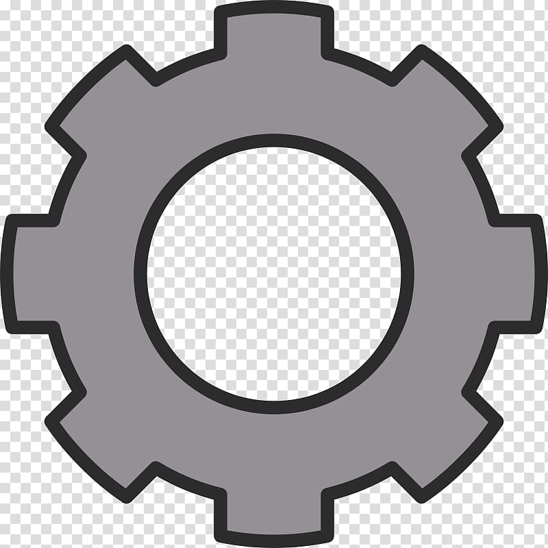 Gear Sprocket Mechanics , Mechanical transparent background.