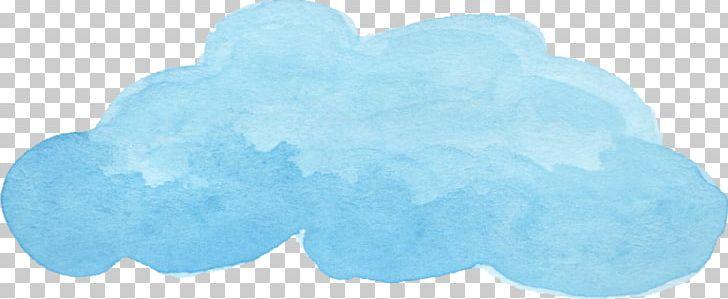 Watercolor Painting Cloud PNG, Clipart, Aqua, Blue, Cloud.