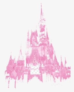 Free Disney Castle Clip Art with No Background.