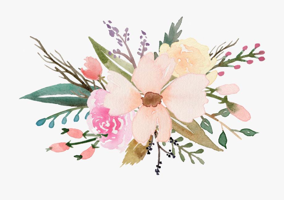 Flower Bouquet Clipart Png.