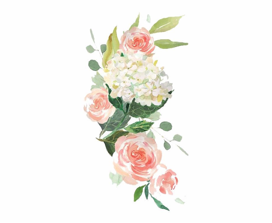 Watercolor Flower Transparent & Free Watercolor Flower.