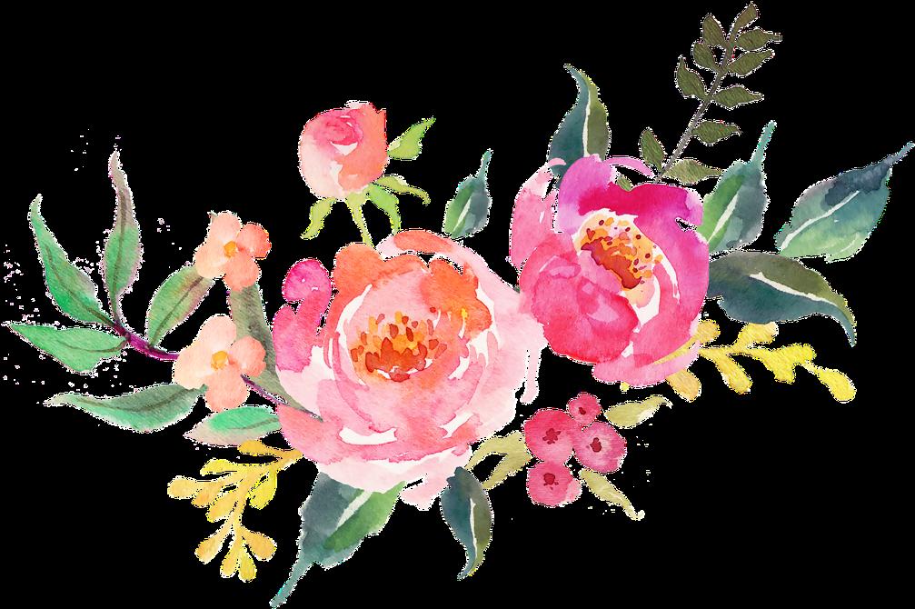 Free Download Fleurs Aquarelle Png Clipart Watercolor.