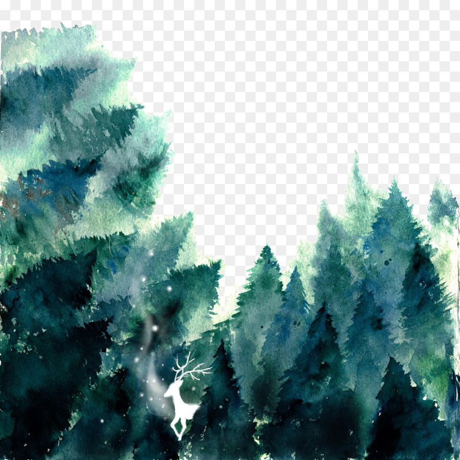 Watercolor Texture.