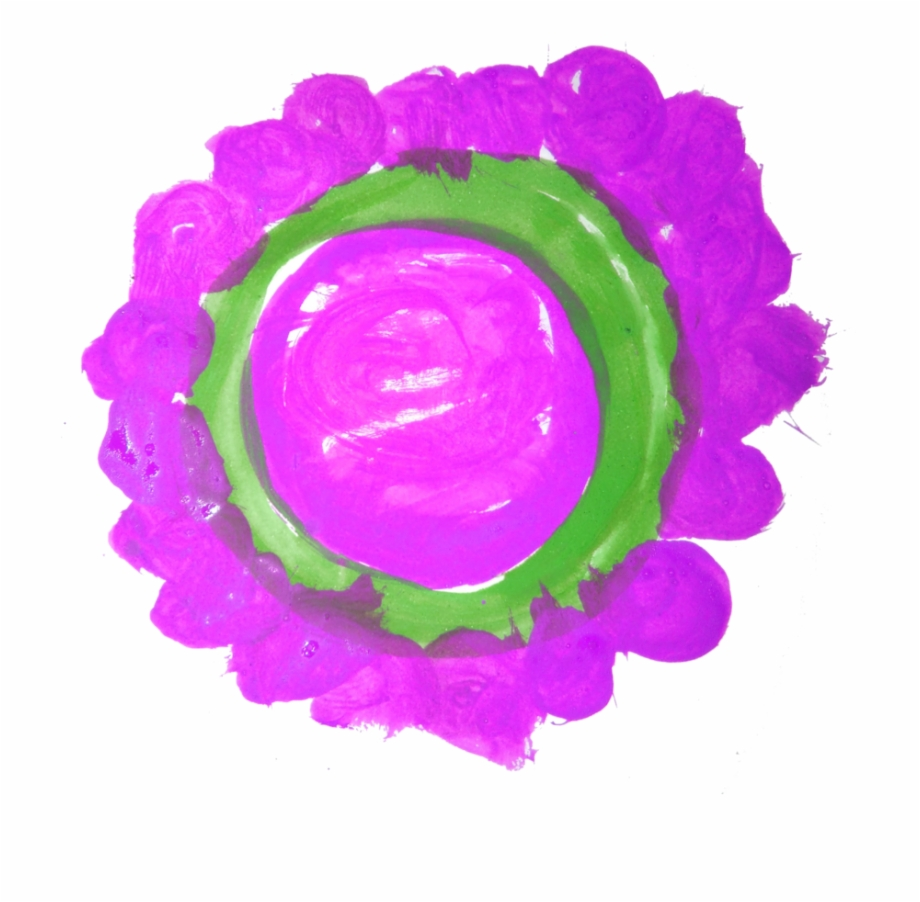 Watercolor Circle Free Png.