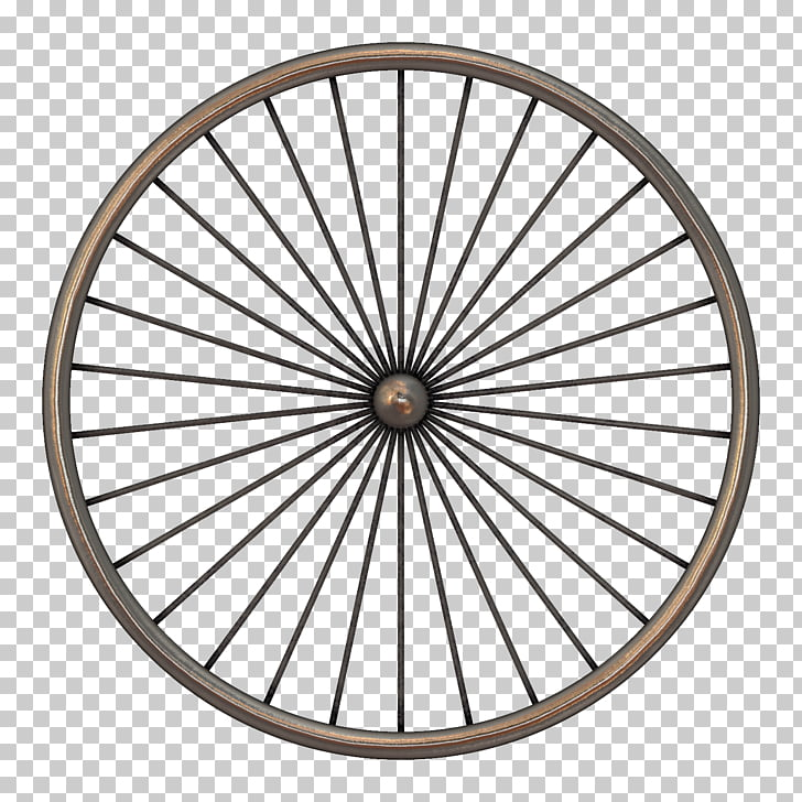 Bicycle Wheels Drawing Spoke, Bicycle PNG clipart.