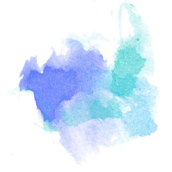 purple watercolor splatter.