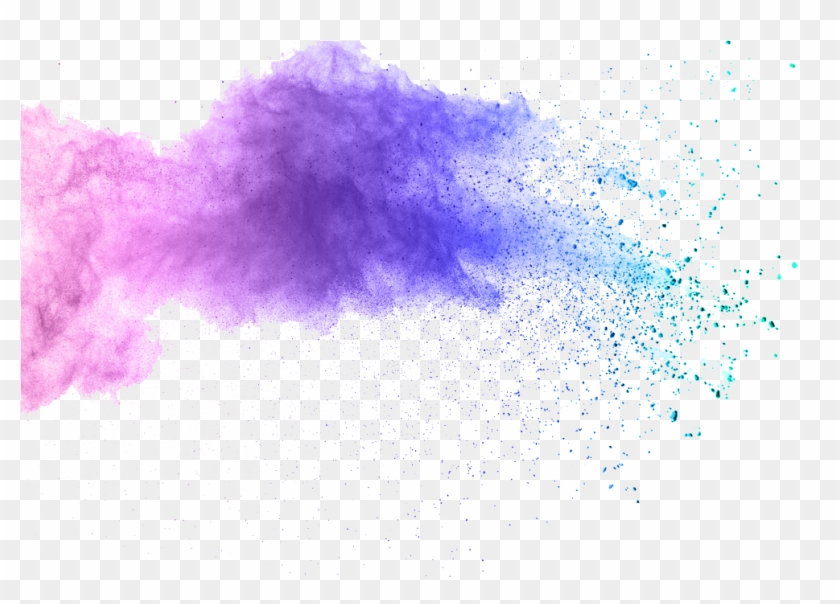 Image Free Transparent Splash Watercolor, HD Png Download.