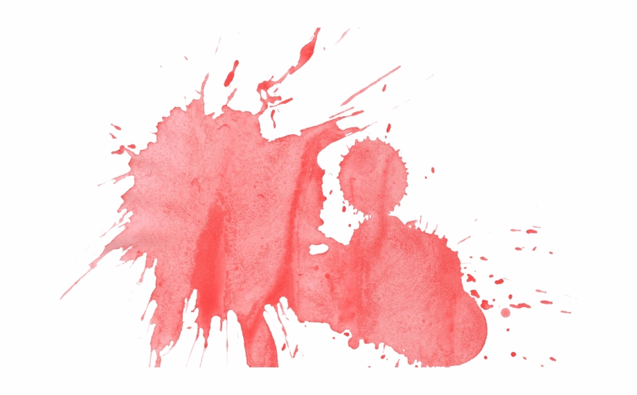 Collection Of Free Transparent Splatter Watercolor.