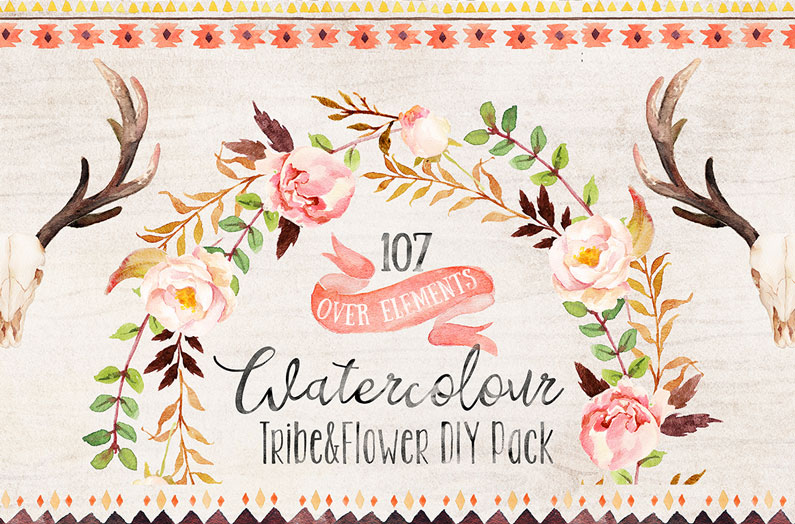 The Best Floral, Flower Clipart Graphics.