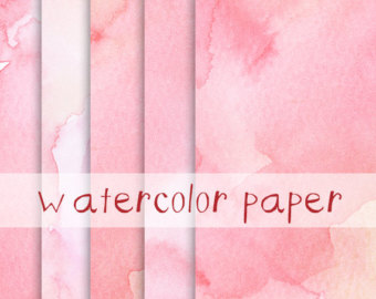 Water color paper clipart.
