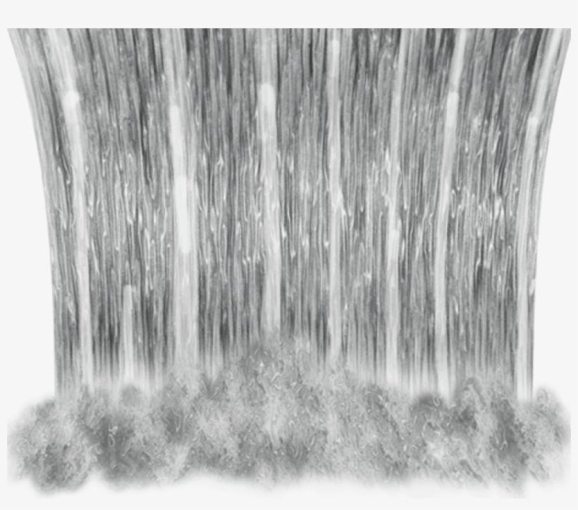 Waterfall Transparent.