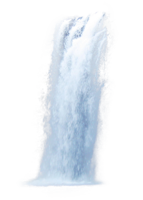 Waterfall Png Images Download.