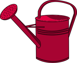 Watering Can Clip Art Download.
