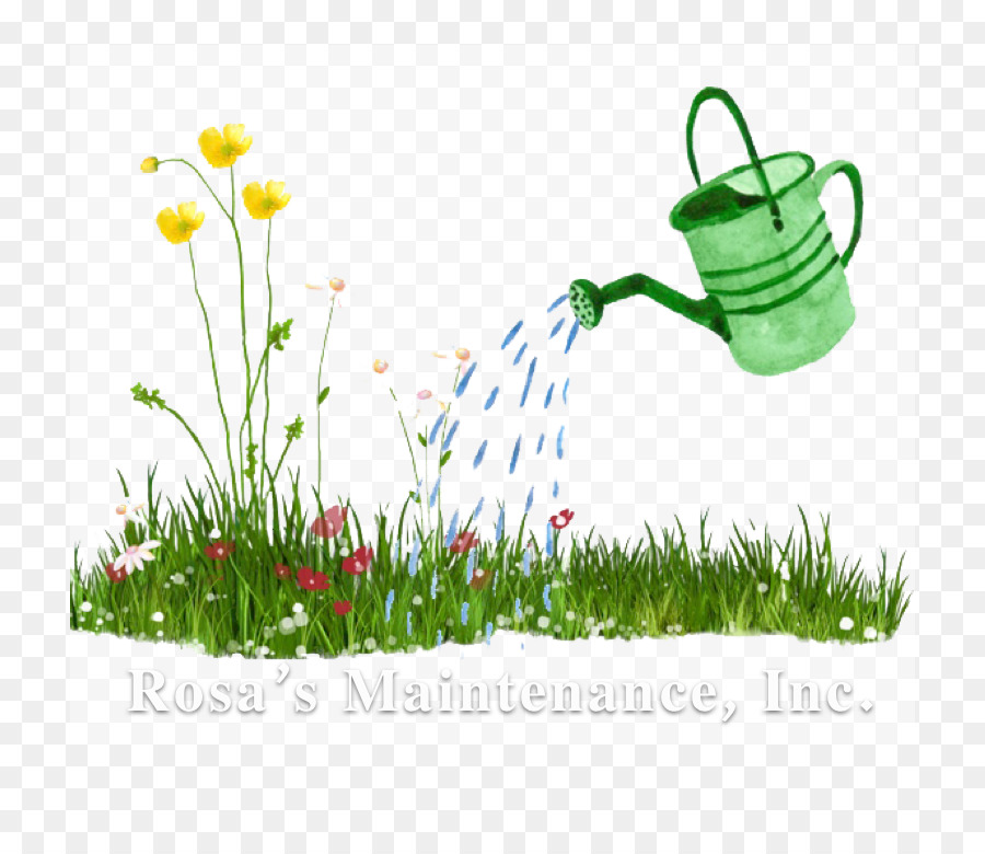 Flower Garden png download.