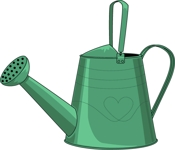 Watering Can Image.