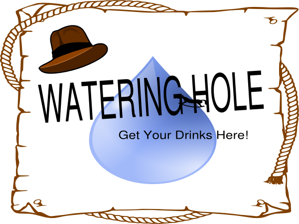 Watering Hole Baby Clip Art at Clker.com.