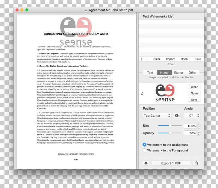 Watermark PDF Document BMP File Format PNG, Clipart, Bmp.