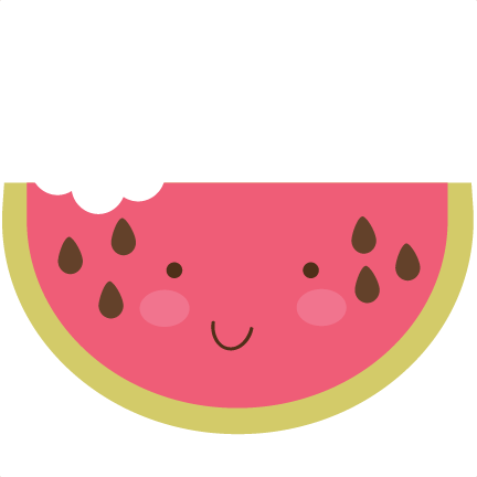 Watermelon Clipart No Background.