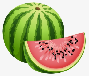Free Watermelon Clip Art with No Background.