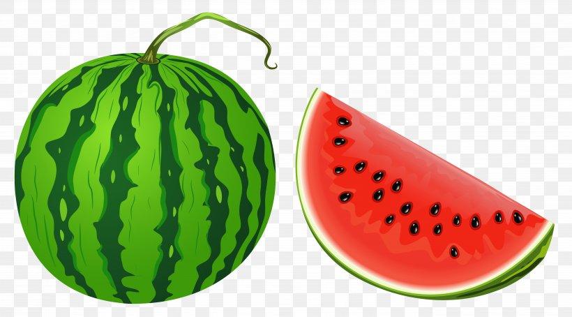 Watermelon Fruit Clip Art, PNG, 5472x3036px, Watermelon.