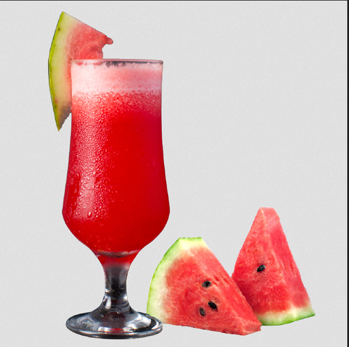 Watermelon To Breeze Juice.