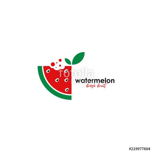 Watermelon logo\