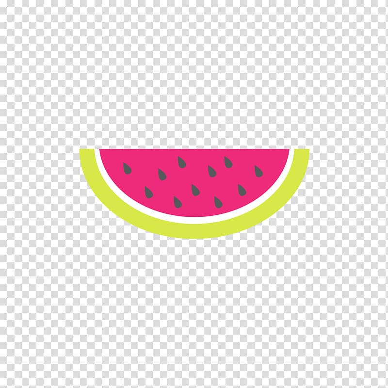Fruit Pattern, A piece of red and green watermelon.